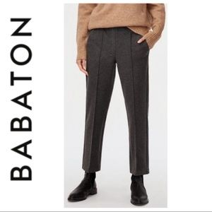 The Group Babaton Charcoal Fitzgerald Pants